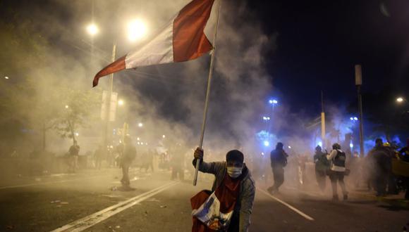 Bicentenario del Perú: qué es lo bueno y lo malo tras 200 años de independencia, según análisis de sociólogo   (Foto de ERNESTO BENAVIDES / AFP).