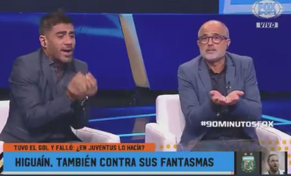 Periodista de Fox Sports Federico Bulos