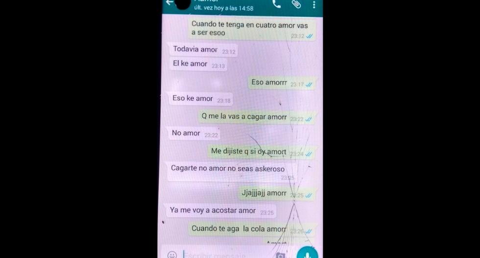 WhatsApp Viral - Conversaciones Hot