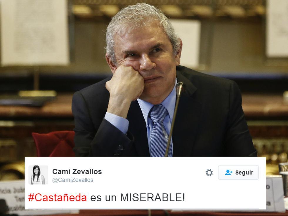 Usuarios de Twitter critican a Luis Castañeda por incendio en Cantagallo.