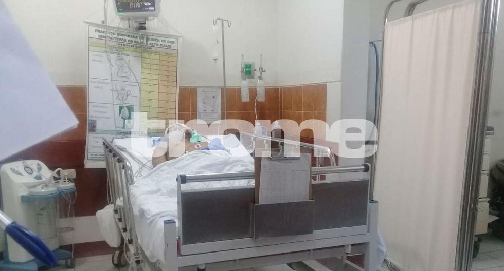Un muerto y tres venezolanos heridos en violento accidente de tránsito en La Libertad. (Fotos: Trome)