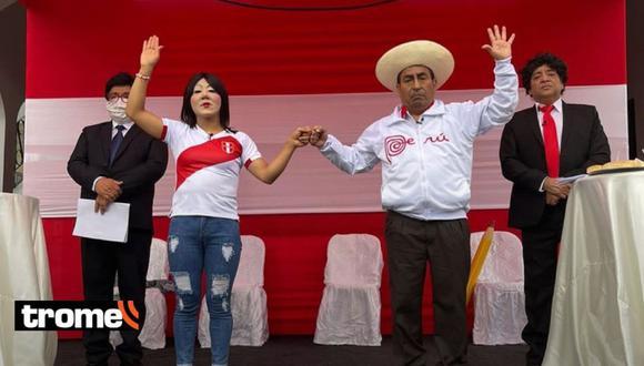 Jorge Benavides alista parodia del debate en Chota entre Keiko y Pedro Castillo