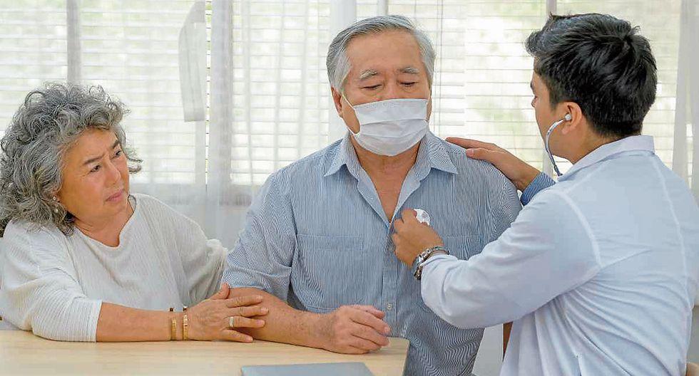 Protejamos y cuidemos a nuestros abuelitos del coronavirus