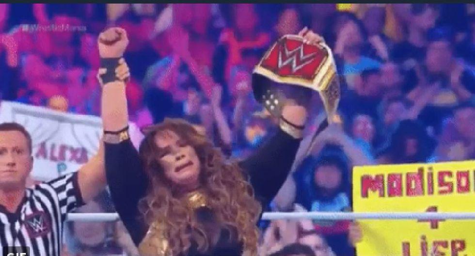 Raw tiene una nueva campeona: Nia Jax.
