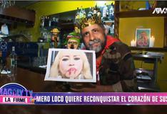 Mero Loco quiere recuperar a Susy Díaz, pero ella lo llama 'plato roto' y '28 de Julio' | VIDEO