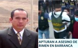 Barranca: El cruel testimonio de detenido por crimen de abogado Saldaña y su familia | VIDEO