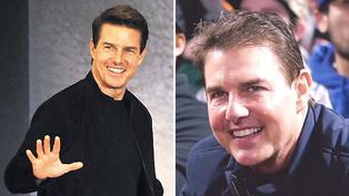 Tom Cruise sorprende a todos al dejarse ver con rostro hinchado