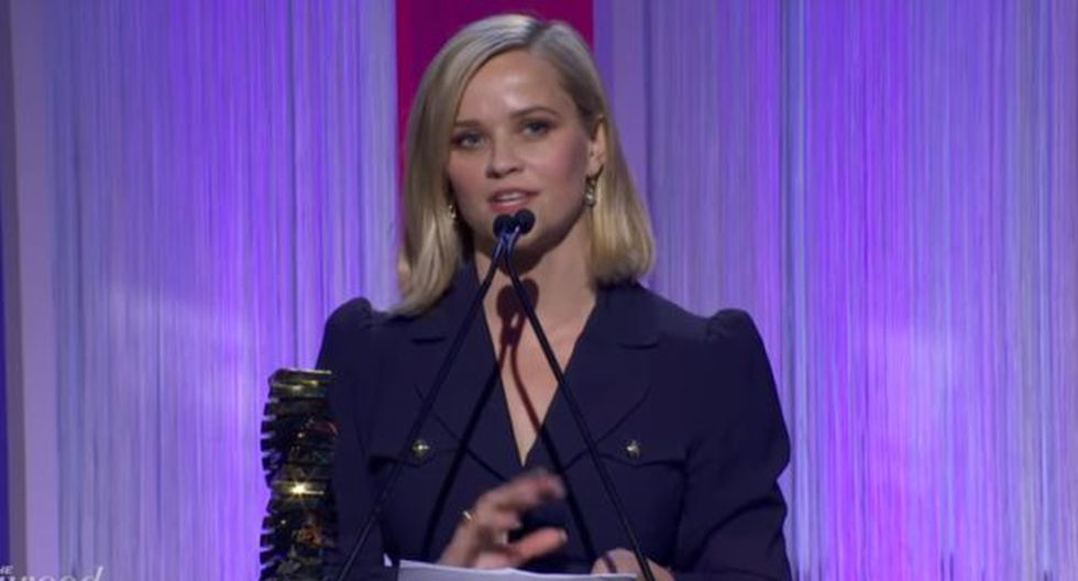 Hollywood Reporter homenajeó a Reese Witherspoon. (Imagen: The Hollywood Reporter)