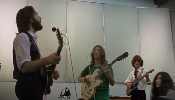 """""""The Beatles: Get Back"""": Peter Jackson ofrecen primer adelanto del documental sobre la mítica banda. (Foto: captura de video)"""