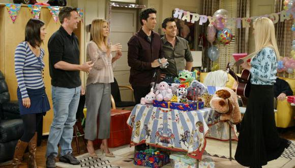 """""""Estoy emocionada de mostrarles algunas piezas de la primera colección de merchandising de Friends"""", escribió Jennifer Aniston en su red social. (Foto: Getty Images)"""