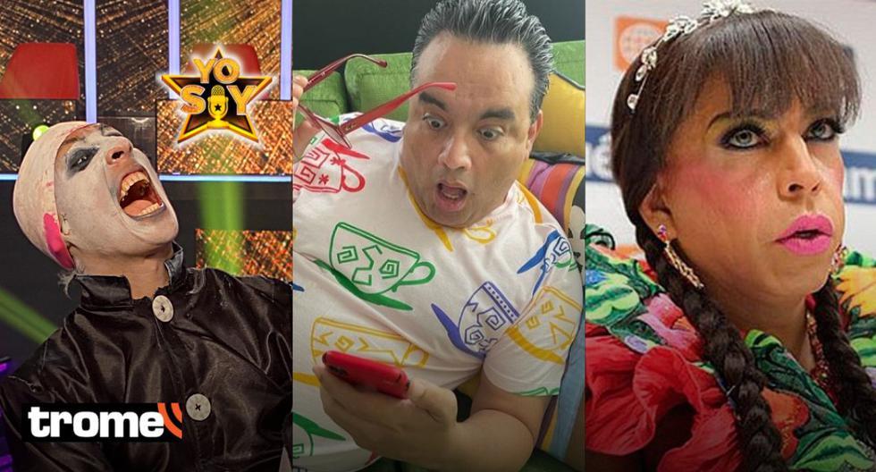Final de 'Yo soy' arrasó en el rating: reality venció a 'JB en ATV' y al 'Reventonazo de la Chola'