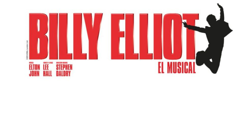 Billy Elliot, teatro musical, se estrena el 25 de mayo