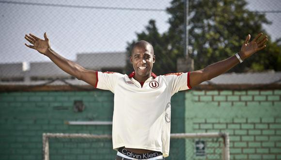 Luis 'Cuto' Guadalupe nos cuenta su debut en Universitario de Deportes y su primera alegría. (Foto: Trome)