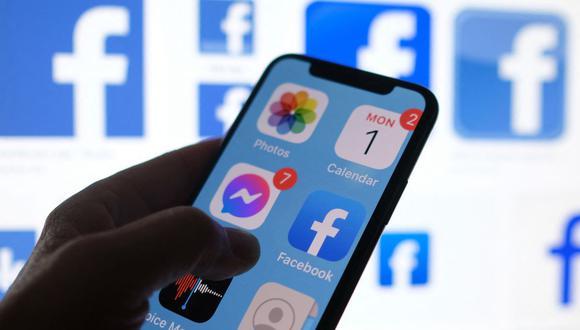 Conoce cómo descargar las stories de tus amigos en Facebook (Foto: Chris DELMAS / AFP)