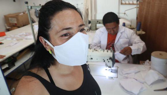Este lunes comienza la implementación de protocolos de bioseguridad en galerías de Gamarra | GEC