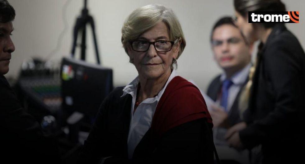 Susana Villarán ( Fotos: Anthony Niño de Guzmán)