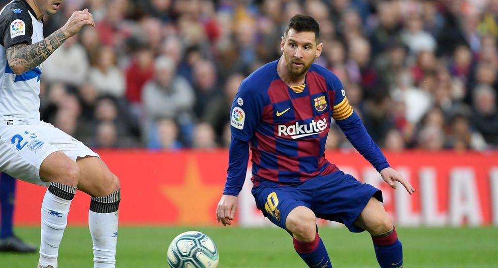 Lionel Messi genera 648 mil dólares por cada post en Instagram. (Foto: AFP)