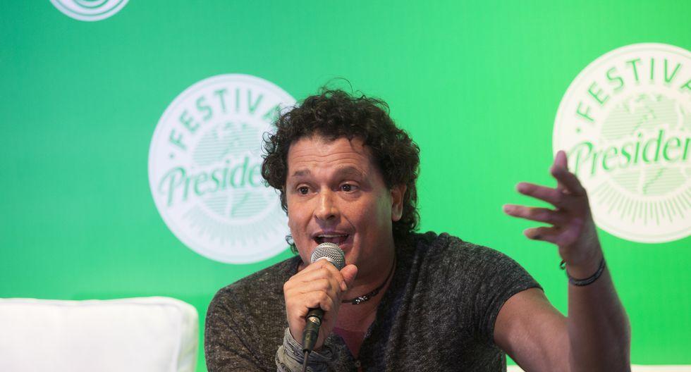 """Carlos Vives se traslada al mundo de """"Cumbiana"""" en su nuevo disco. (Foto: AFP)"""