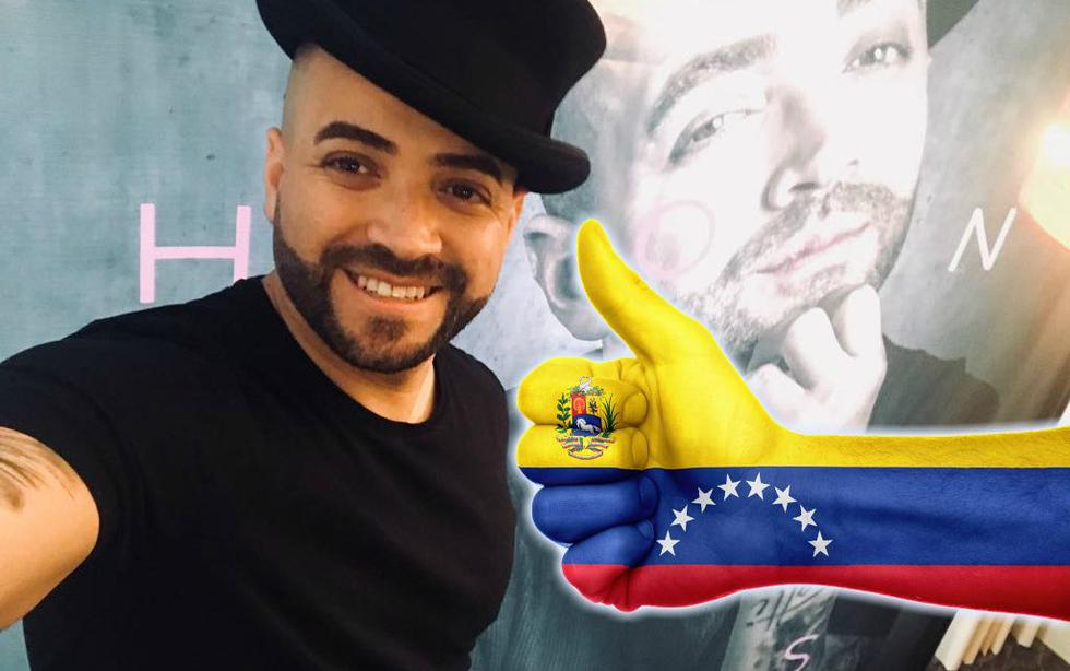 Nacho a sus compatriotas venezolanos en Perú