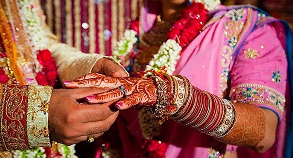 Boda hindú termina en tragedia tras la muerte del novio por covid-19 y otras 95 personas contagiadas