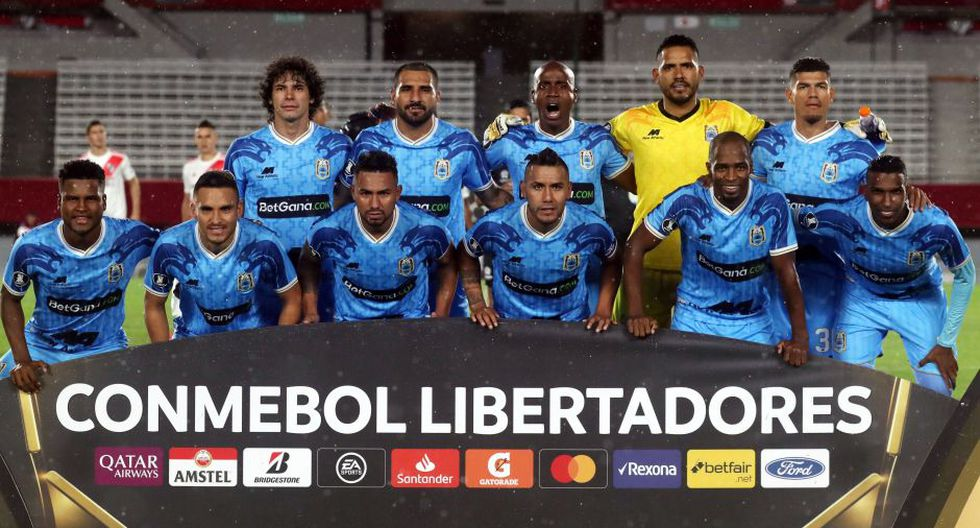 Binacional visitó a River Plate por la Copa Libertadores | Foto: Agencias