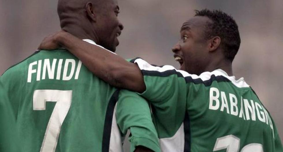 Tijani Babangida: su ídolo, orígenes y lo que fue ser el jugador más utilizado en Winning Eleven