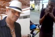 Michel Maza, exvocalista de La charanga habanera, vive como indigente por culpa de la drogas | VIDEO