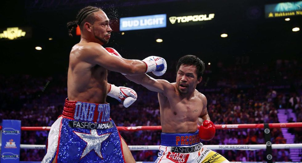 Pacquiao vuelve a lo más alto del boxeo de gran forma. (Agencias)