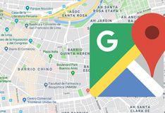 Google Maps cumple 15 años y celebra con variedad de novedades