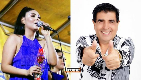 Pamela Franco le contesta a Nilver Huarac