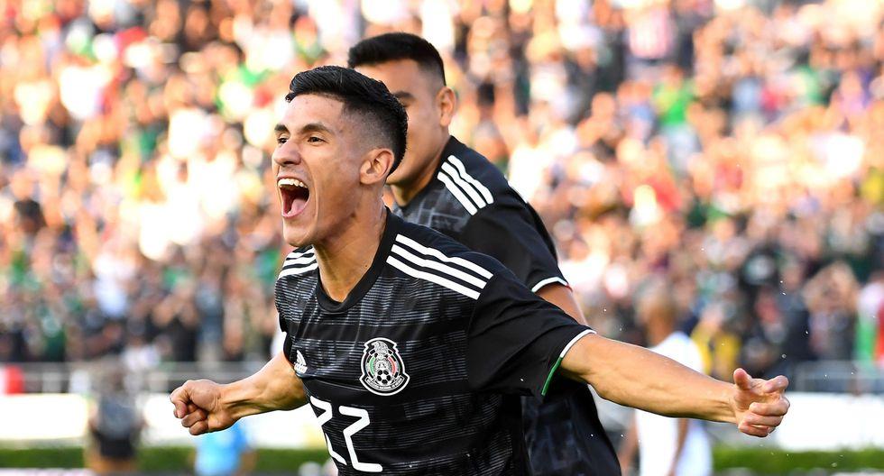 México aplastó 7-0 a Cuba en  su debut en la Copa de Oro con un Hat Trcik de Uriel Antuna y un doblete de Raúl Jiménez.