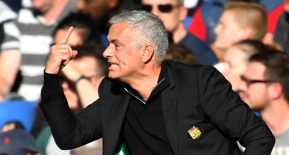 Real Madrid ya sondeó a Jose Mourinho y su llegada puede darse pronto. (Reuters)