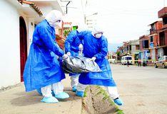 Piura: Cinco personas infectadas de coronavirus fallecen en menos de 24 horas en sus casas
