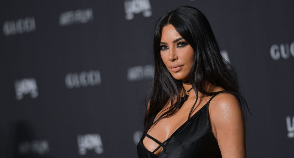 Kim Kardashian no fue ajena a tremenda demostración de fanatismo de un joven en Estados Unidos. (Foto: AFP)