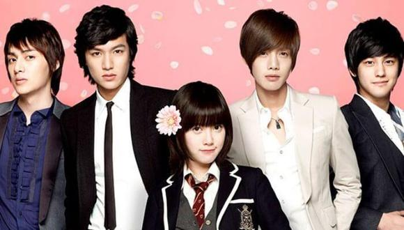 Boys Over Flowers. Foto: KBS