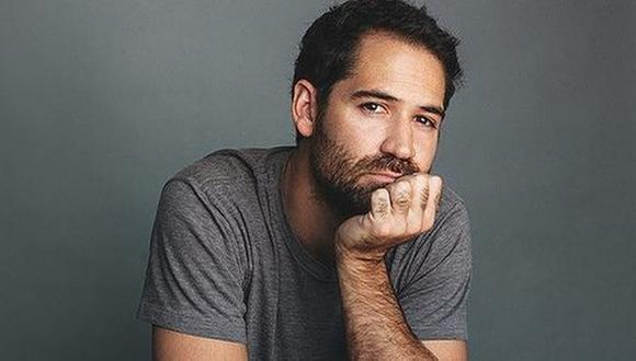 "Manuel García-Rulfo protagonizará la serie ""The Lincoln Lawyer"" en Netflix. (Foto: @manu_rulfo)"