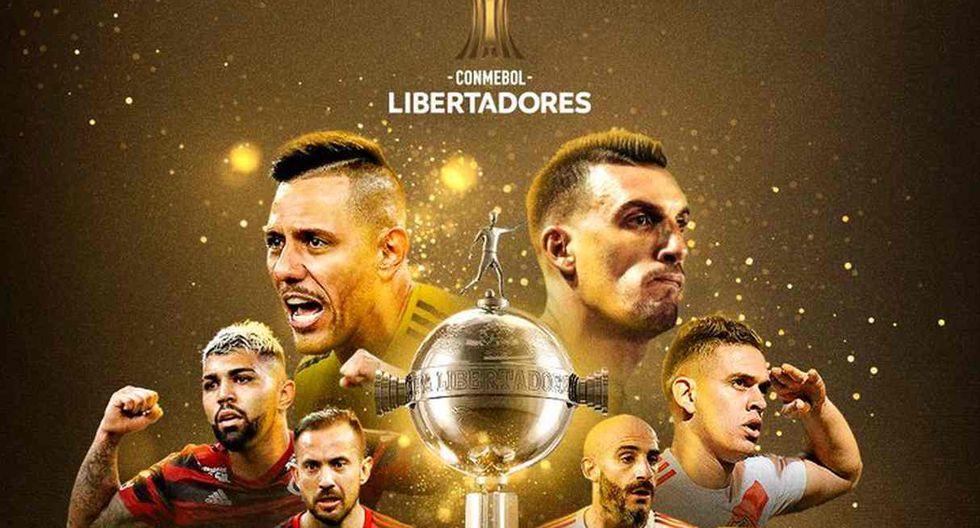 El afiche de Conmebol para confirmar la información de la final de la Copa Libertadores 2019. (Foto: @Libertadores)
