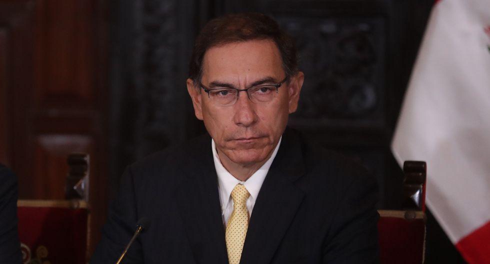 Martín Vizcarra: su desaprobación pasó de 19% a 44% en tan solo un mes