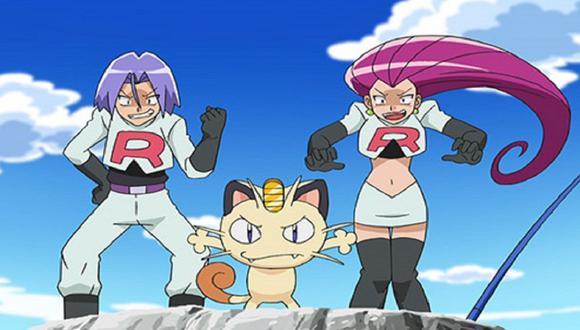 ¿Jessie y James de Pokémon son pareja, familiares o amigos? (Foto: The Pokemon Company)