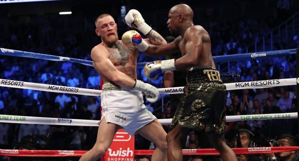 McGregor que esta vez todo sería diferente en una revancha contra Mayweather. (Agencias)