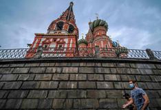 Rusia superó el millón de contagios de COVID-19