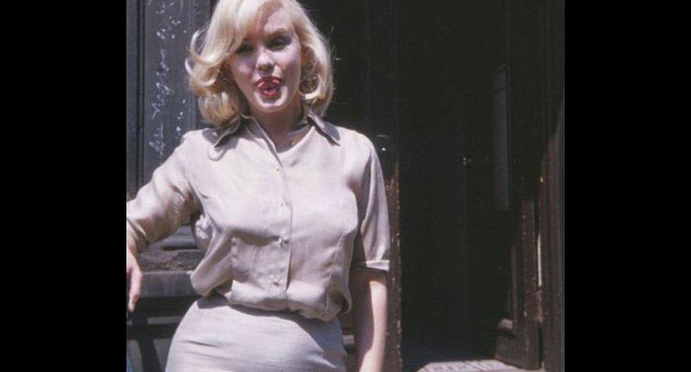 Marilyn Monroe. Foto: Tony Michaels