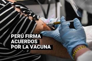 Perú dispondrá de vacunas contra la COVID-19 para 11 millones de personas
