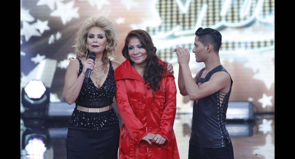 Marisol en El Gran Show