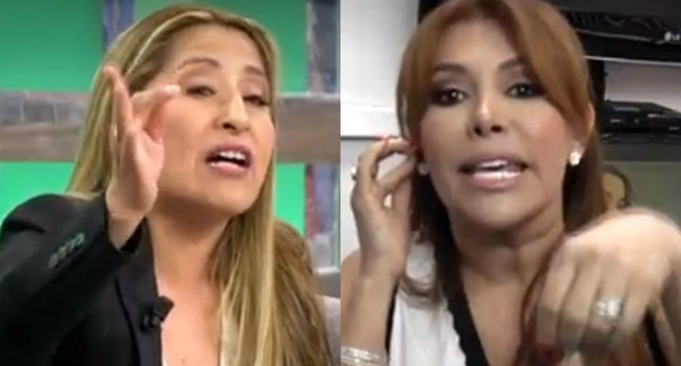 Magaly Medina se pelea con mamá de ganadora de G.H VIP