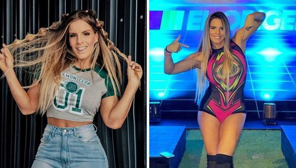 """Alejandra Baigorria reveló que tiene una lesión y no podrá competir en """"Esto es guerra"""". (Foto: @alejandrabaigorria)"""