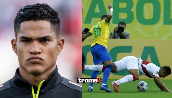Anderson Santamaría es LAPIDADO en redes tras dramático error que generó gol de Brasil