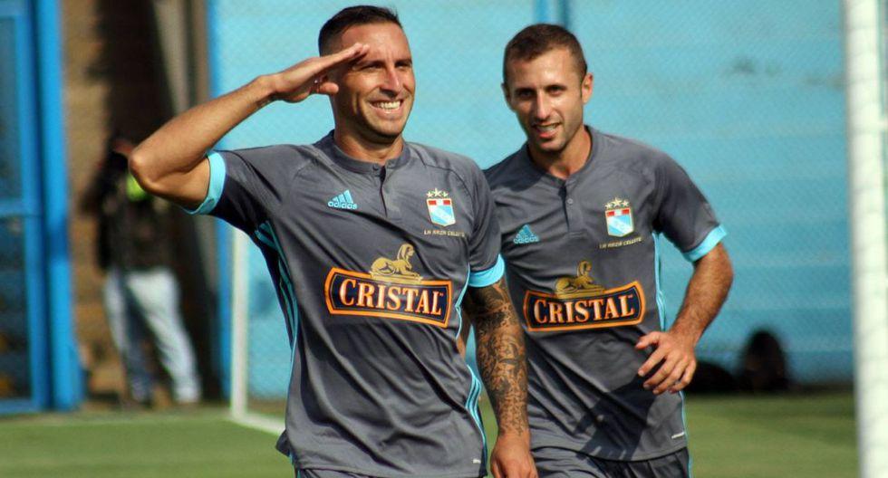 Sporting Cristal vs San Martín