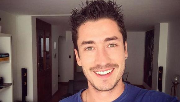 """El actor es reconocido por sus papeles de Hernán Darío en """"Sin senos sí hay paraíso"""" y Joaquín Calle en """"Las hermanitas"""" Calle (Foto: Juan Pablo Urrego / Instagram)"""