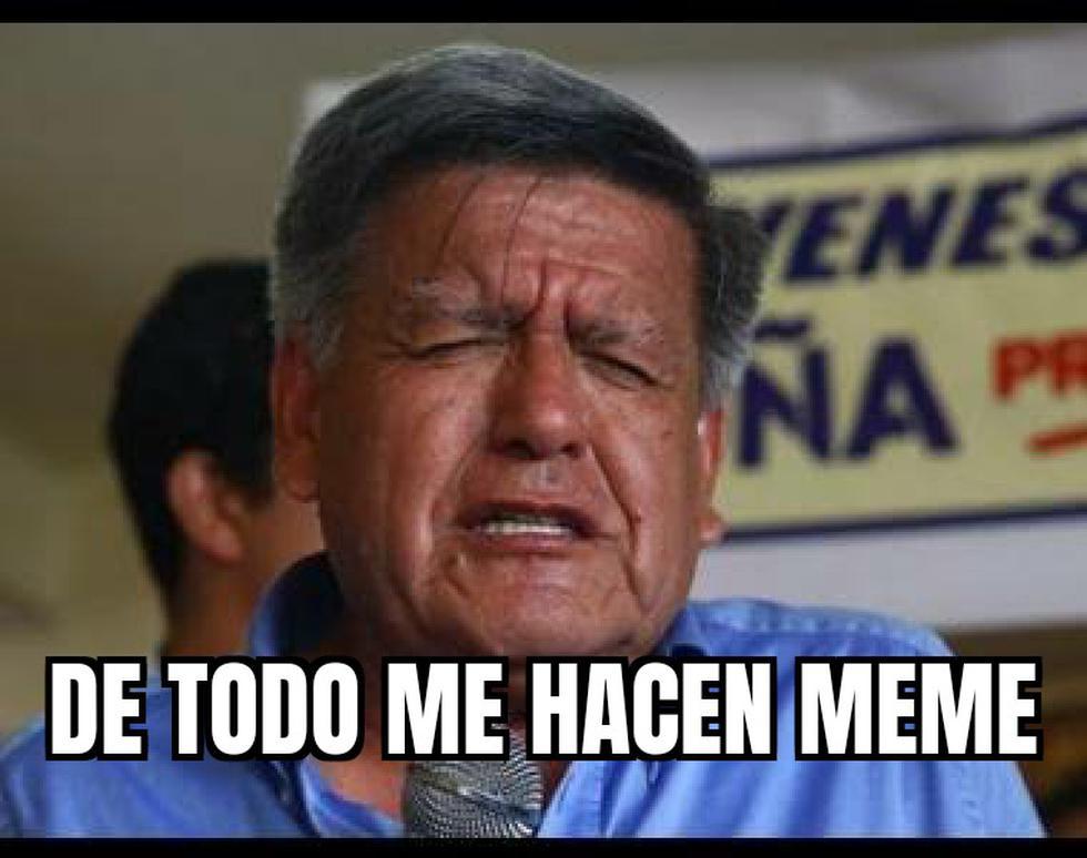 César Acuña: Memes de la campaña para estas elecciones generales 2021